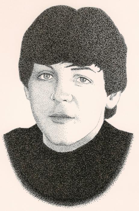 Paul McCartney par Shinichiro